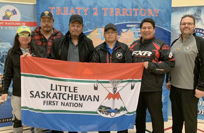 Steps toward Self- Government though community devt in Little Saskatchewan