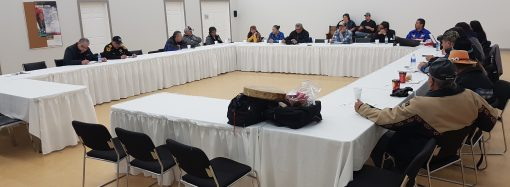 Lake Manitoba lose member and advocate of treaties