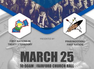First Nations of Treaty 2 and Pinaymootang to host Elders Open House on March 25th