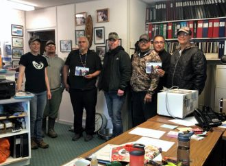 Treaty 2 and Ste. Rose District Watershed Conservation partner up on Walleye monitoring