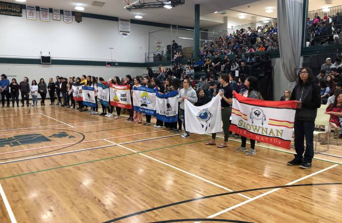 23 First Nation Graduates honored at Graduation Pow Wow at Dauphin