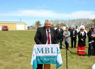 Gambler First Nation breaks ground on Urban Reserve in Brandon