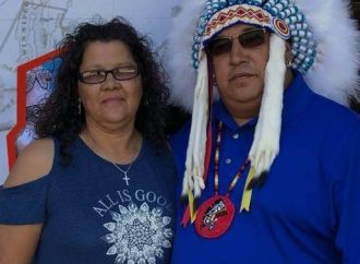 Sacred life giver, wife and life long partner of Grand Chief Eastman passes