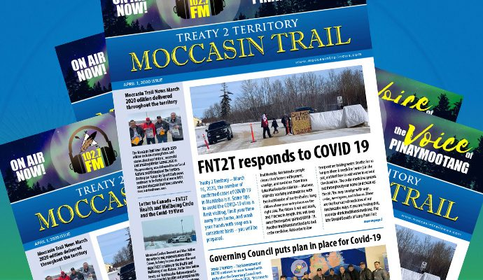 The April 1, 2020 Issue of Moccasin Trail News – Online Edition is out now!
