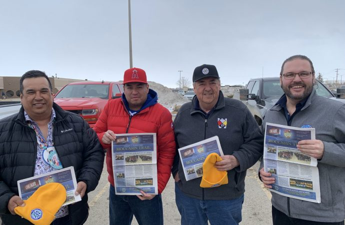 Read the latest edition of Moccasin Trail News (March, 2020)