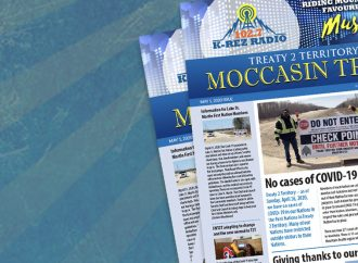 Moccasin Trail News – May 1, 2020 Issue