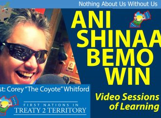 Anishinaabemowin with the Coyote – Session 4