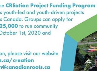 FNT2T: LLL – Sharing a Youth Funding Opportunity (CRE)