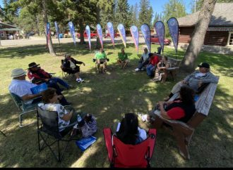 Knowledge Council at the Anishinaabe Sharing Lodge