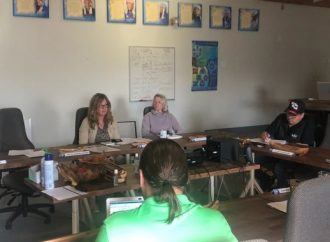 FNT2T Regional Office Dauphin meets with Regional Connections to develop working relationship