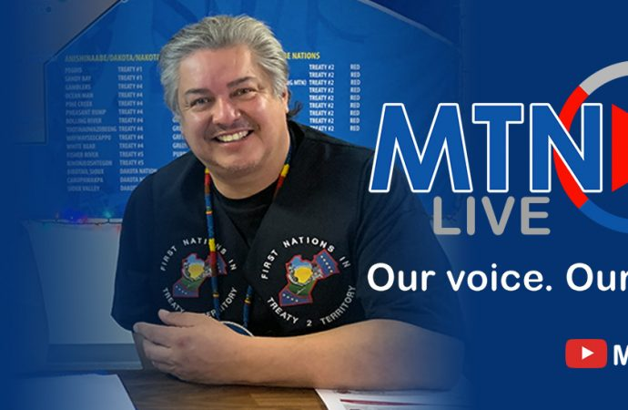 Anishinaabemowin being launch on Monday 23 November on MTNlive.ca