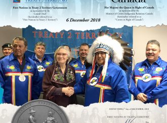 Grand Chief Eugene Eastman, Governing Council and The Honorable Carolyn Bennett, Minister of Crown Indigenous Relations commit to continue political circle talks