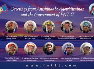 Greetings from Anishinaabe Agowidiiwinan and the Government of FNT2T