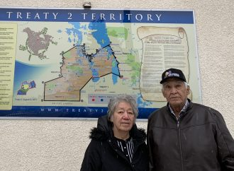 Rest In Peace Norman Traverse SR, Former Chief of Obushkudayang Anishinaabe Nation (Lake St Martin)
