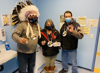 Gaagwekwekejiong First Nation begins next phase of vaccinations