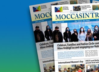 Moccasin Trail News – April 2021 Issue Out Now!