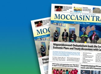 Moccasin Trail – March 2021 Issue Out Now!