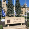 Treaty 2 Territory flag 1st to be raised as Brandon University honours the Territory in addition to 5 other flags