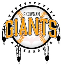 Stellar Fastball Tournament hosted by Skownan Giants – Native Legends take home Championship Title!